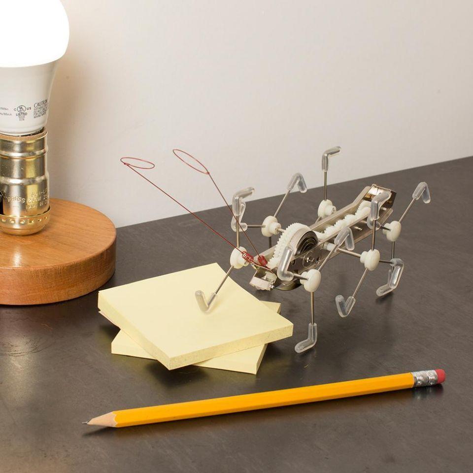 robot mxykikker kikkerland