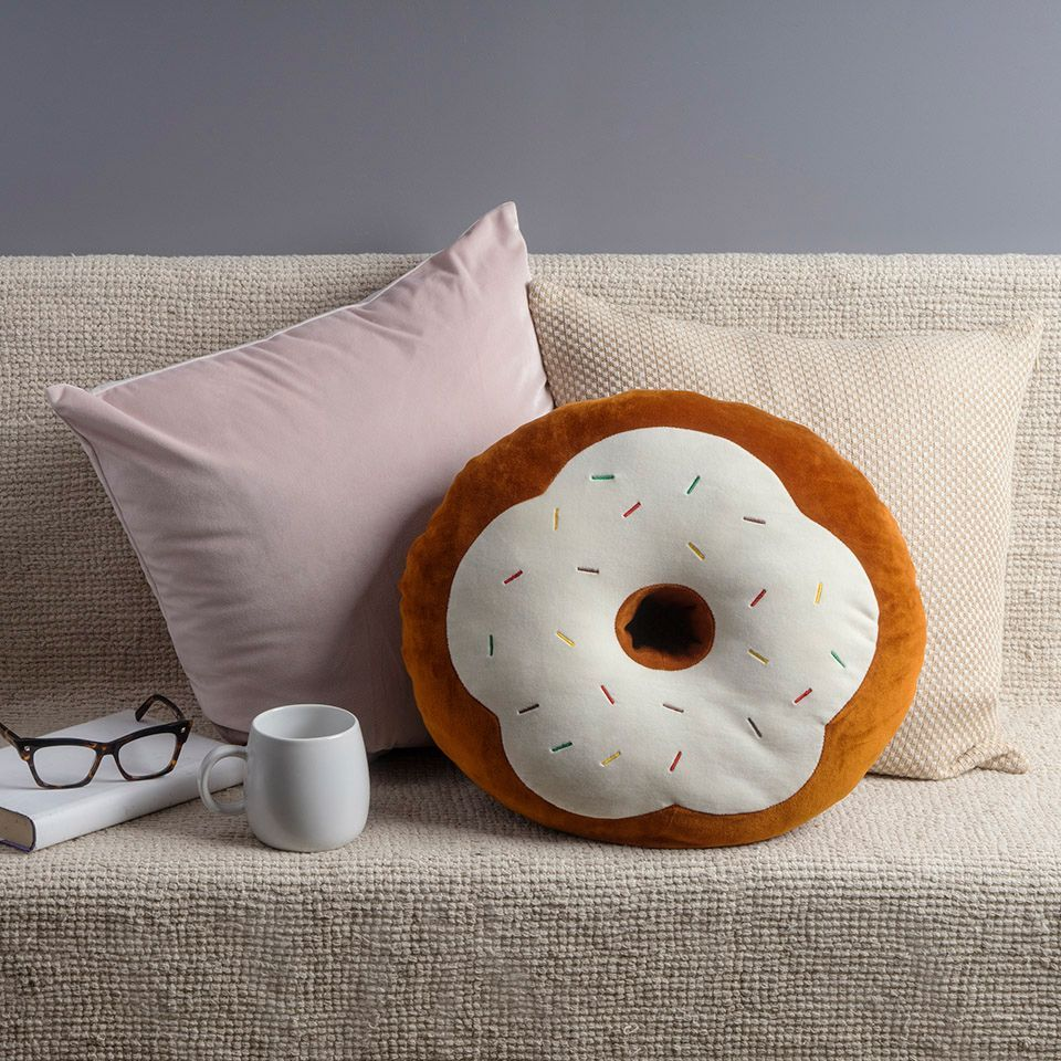 coussin donut balvi