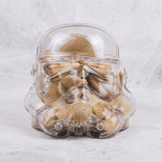 bocal à biscuits stormtrooper orig...