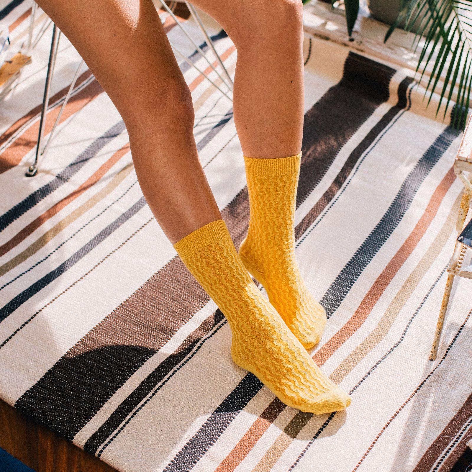 chaussettes nouilles doiy