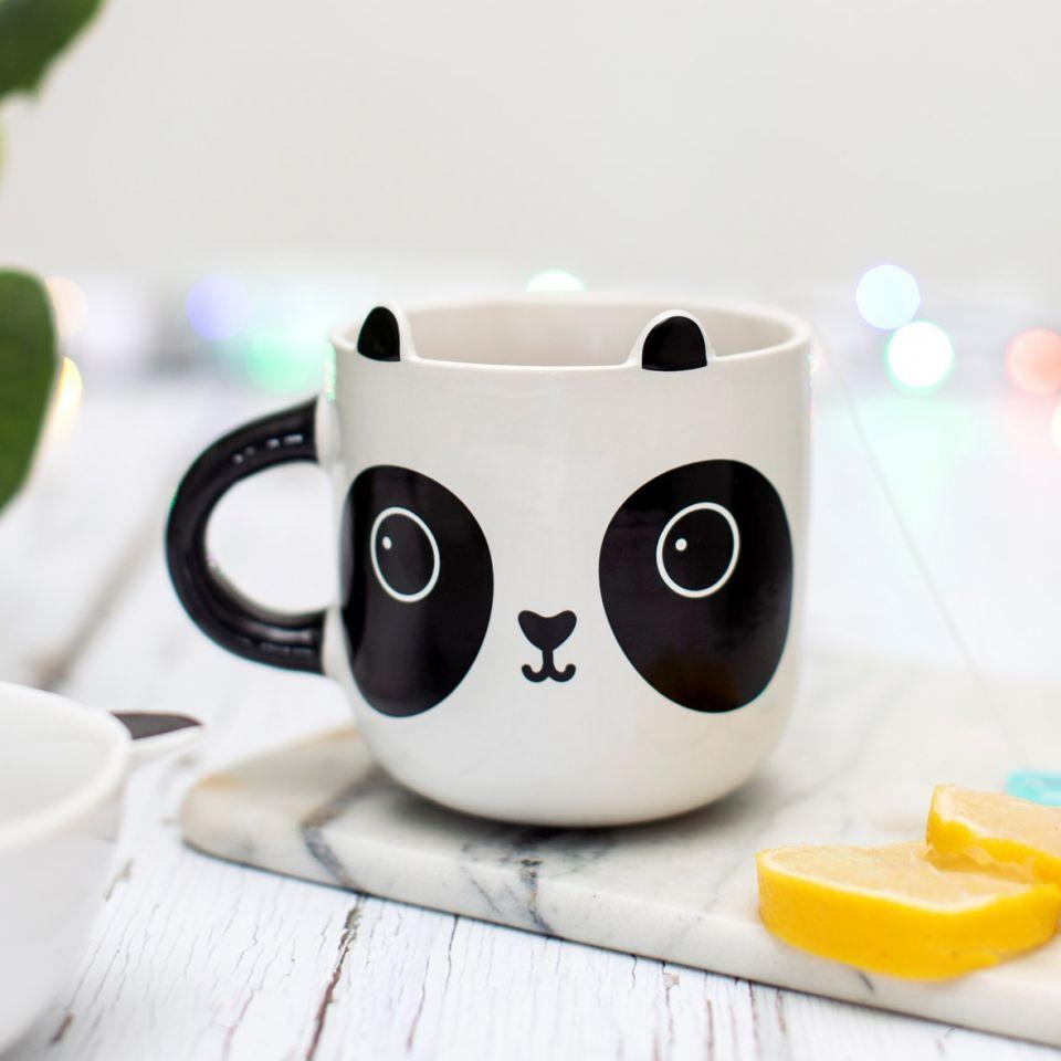mug kawaii aiko le panda sass and belle
