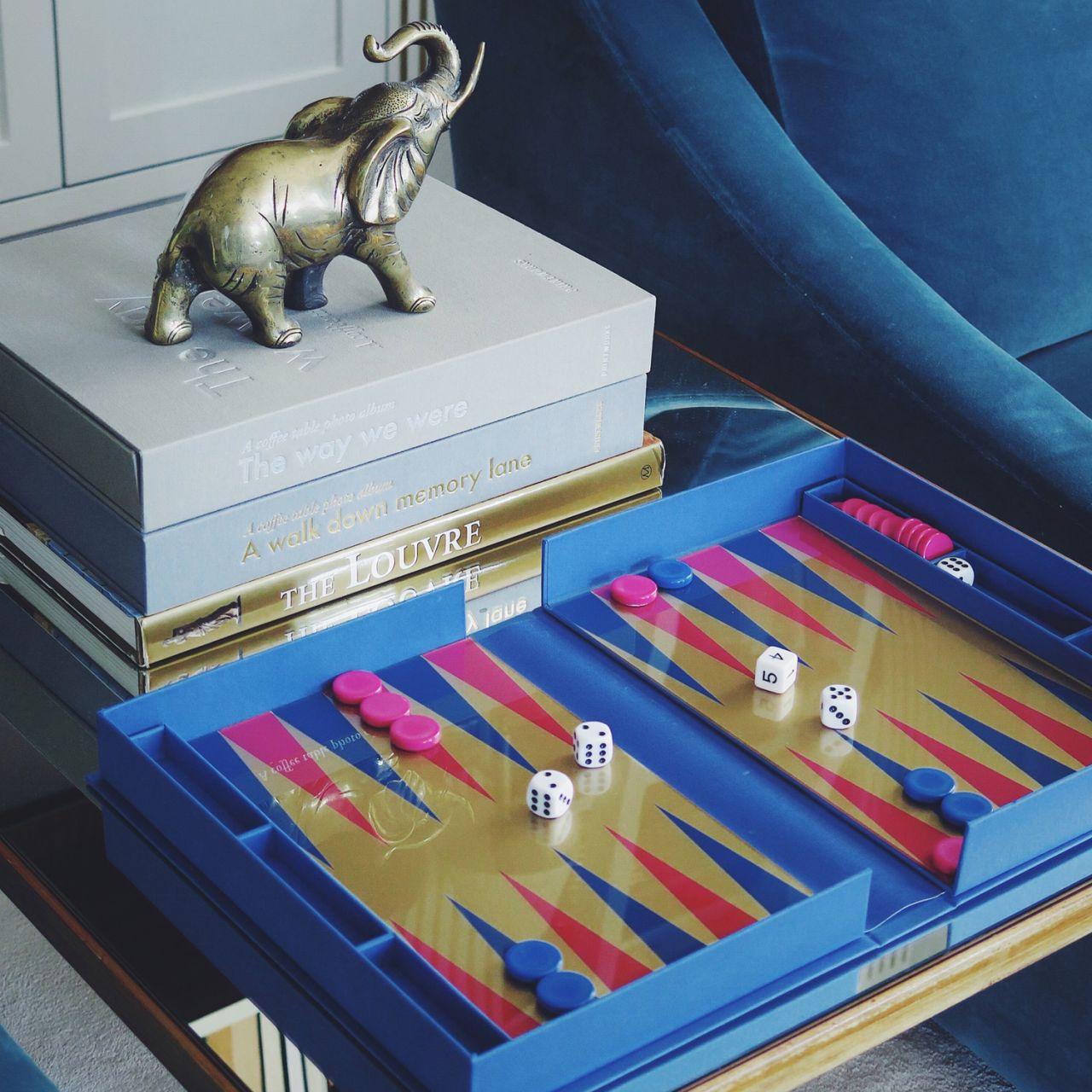 jeu de backgammon printworks