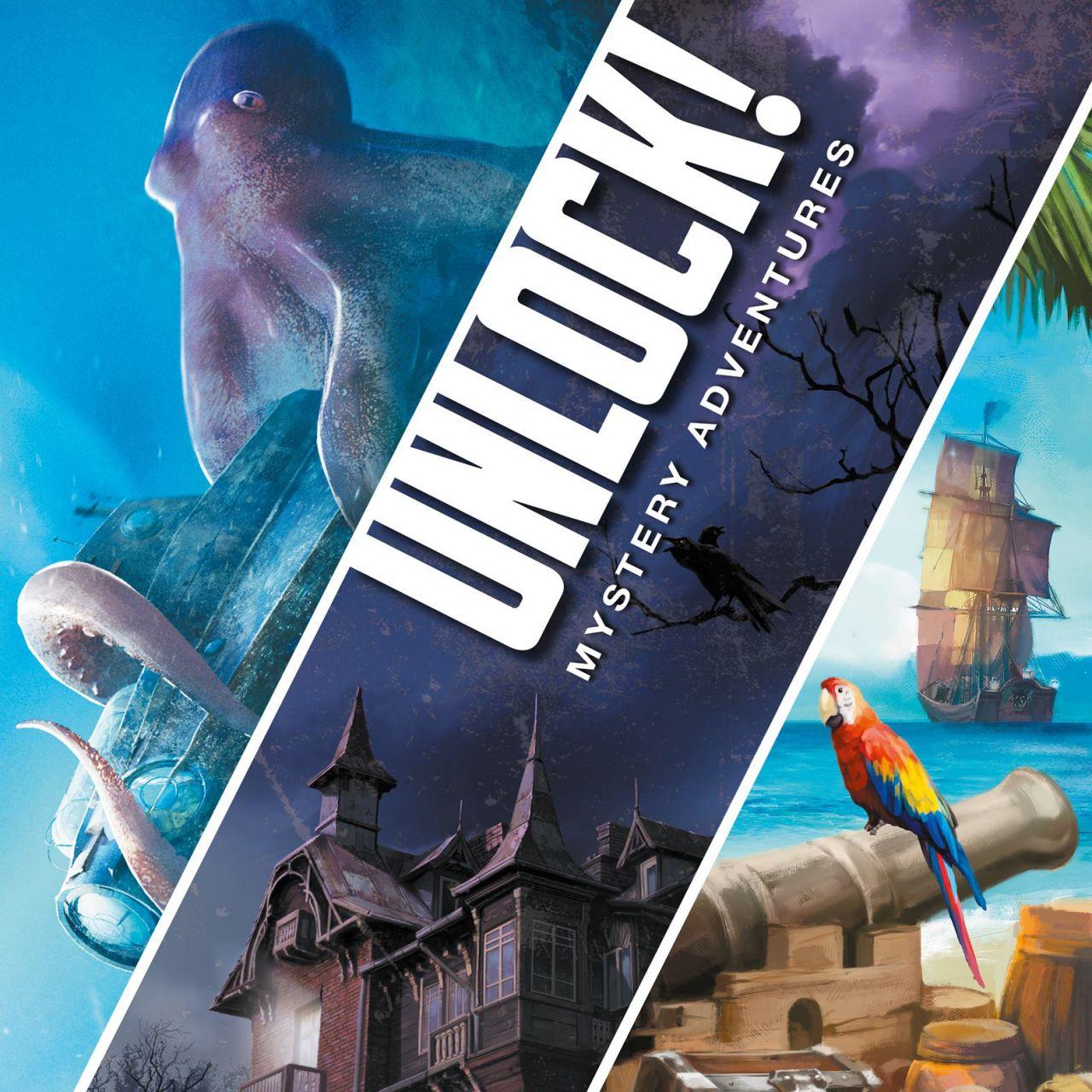 jeu unlock mystery adventures asmodee