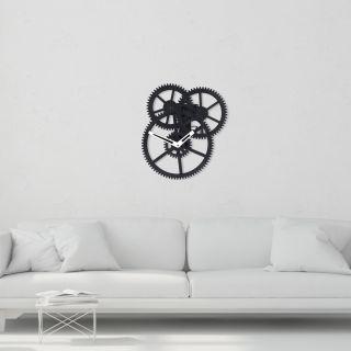 horloge murale triple engrenages k...
