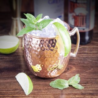 mug cocktail moscow mule final touch